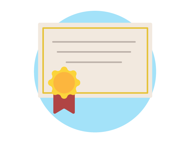 Icon that represents Teaching Excellence Credential
